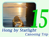 Hong by Starlight Canoeing Trip