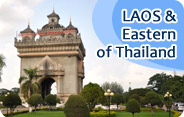 Laos & Eastern of Thailand