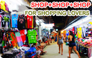 Shopping Trip in Phuket