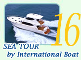 Sea Tour by International Boat