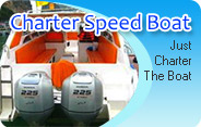 Charter Speed Boat