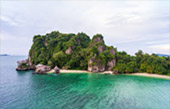 The new Selection of snorkeling Thai Bay