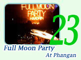 Full Moon Party : JC Tour