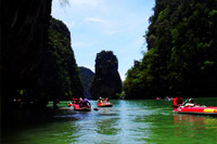 James Bond Island by Escort Boat