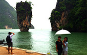 James Bond Island + White Sand Island Higher Trip