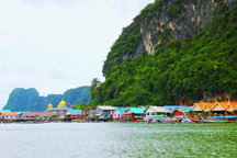 Pungchang and Jamesbond Island Trip
