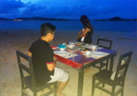 3 Eggs Archipelago and Classic Dinner on Naka Noi Island