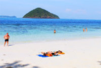 Maithon Raya and Coral Island by JC Tour