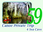 Canoe Private Trip 4 Sea Caves