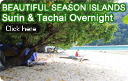 Beautiful Season Islands Surin & Tachai