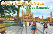 Cave Temple Jungle Full Day Excursion