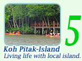 Koh Pitak-Island: 2 Days 1 Night