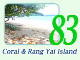 Coral and Rung Yai Islands