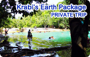 Krabi Earth Package Day Trip