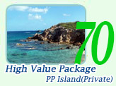 High Valued Package PP Island