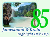 Jamesbond and Krabi Highlight Day Trip