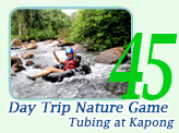 Day Trip Nature Game Tubing at Kapong