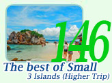 The best of Small: 3 Islands (The Higher Trip)