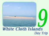 White Cloth Islands Day Trip