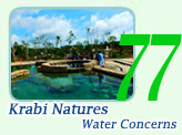 Krabi Natures Water Concerns
