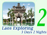 Laos Exploring 3 Days 2 Nights