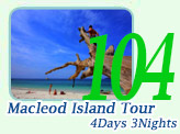 Macleod Island Tour 4Days3Nights