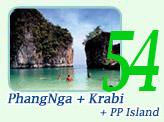 PhangNga Krabi PhiPhi Overnight