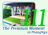 The Premium Moment in Phangnga