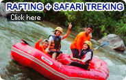 Rafting and Safari Trekking
