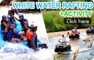 White Water Rafting and Activity