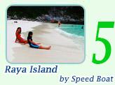 Raya Island Day Trip