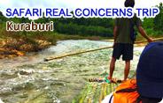 Safari Real Concern Trip Kuraburi