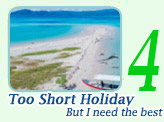Too Short Holiday: But I need the best