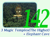 3Magic Temple and Elephant Cave the Higher