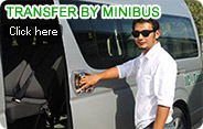 Transfer by Minibus