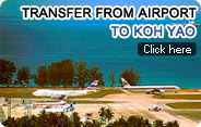 Transfer from Airport to Koh Yao