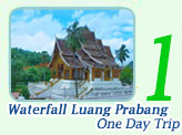 One Day of Waterfall Luang Prabang