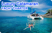 Luxury Catamaran Yacht Charter