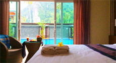 JC Tour Phuket : Room at PP Island