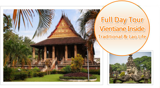 Vientiane Inside: Full Day Tour