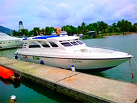 PP Khai Island by Speed Boat