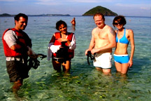 Raya and Coral Island by JC Tour