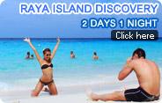 Raya Island Discovery