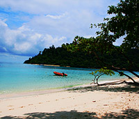 Koh Rok Koh Ha Koh Pida One Day Trip