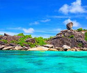 Similan and Tachai One Day Trip