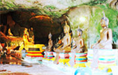 3 Magic Temples + Elephant Cave